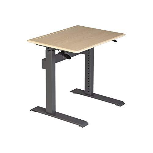 Vari Education - Sit-Stand School Desk 3-12 - Adjustable-Height Active Classroom Education Desk