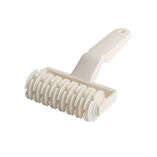 Macchine per Pasta a Mano Rotella tagliapasta-Reticolo tagliapasta per crostata-Taglierina a Rullo-Tagliapasta-Lattice Cutter-Tagliapasta-Craft Rullo di Pasticceria Tagliapasta