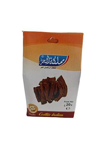 Kosten für die Einreichung von Poudre Qust Al Hindi/Indian costus powder 20g