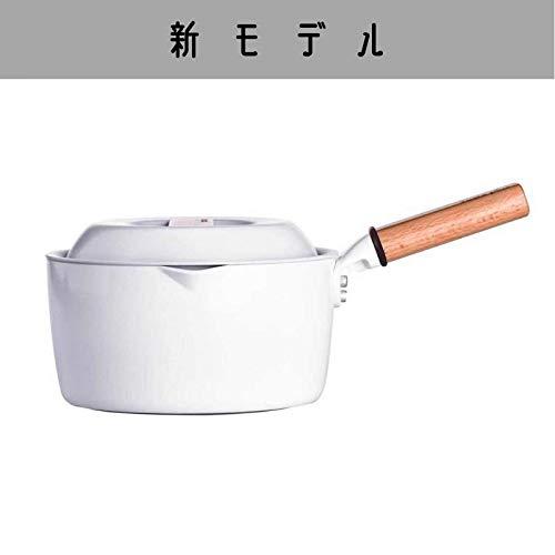 【2017年度レッド・ドット・デザイン賞受賞】新モデル Taste plus MOTOEI 雪平鍋 16㎝ IH対応