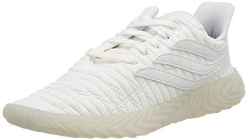 adidas SOBAKOV Modern J, Zapatillas de Gimnasia Unisex Niños, Blanco (FTWR White/FTWR White/FTWR White FTWR White/FTWR White/FTWR White), 35.5 EU