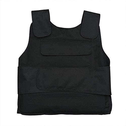 GYC Schutz Kugelsichere PlateRivet-Art Körperschutz Tactical Vest Sting Protection Anti-Terrorismus-Weste Anti-Messer-Weste Brust