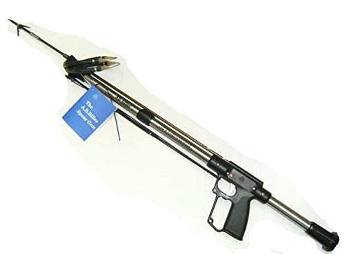 AB Biller Stainless Steel Professional Speargun, 42'