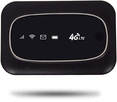 VSVABEFV 4G Mobile WiFi Hotspot Mini Router Factory outlet Multi-D shopping LTE Portable