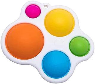 Pop it dimple Fidget & Finger Toys - Multi color