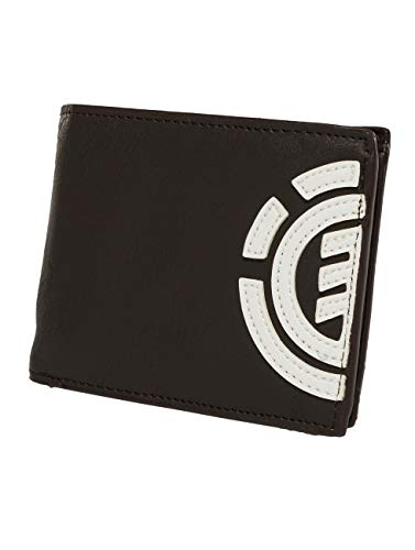 Element Daily Wallet, Hombre, flint black, U
