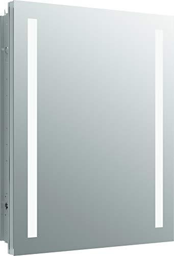 Kohler 99007-TLC-NA Verdera Lighted Medicine Cabinet, Aluminum