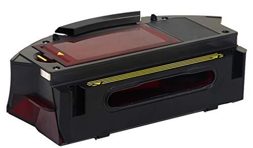 iRobot 4482326 Original AeroForce Bin, Mülleimer mit Filter für Roomba 980-Serie, Schwarz