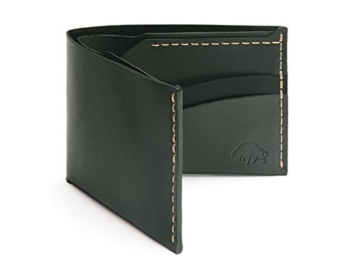 Ezra Arthur No. 6 Wallet | Green