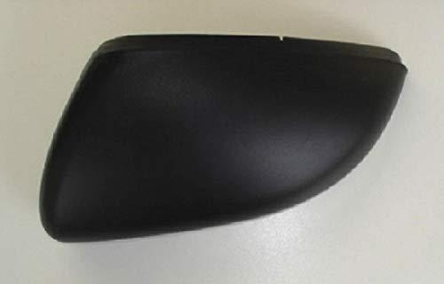Spiegelkappe Spiegel Links Pro!Carpentis kompatibel mit Golf VI 5K1 Baujahr ab 10/2008 matt schwarz Standardschwarz, Achtung: Nur obere Abdeckung, Nicht Gehäuse
