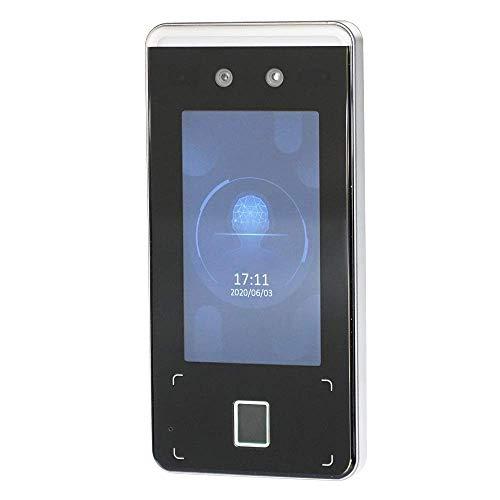 Ybzx Timbre de Puerta Reconocimiento Facial Videoportero Monitor Interior Kit de Timbre de Puerta inalámbrico