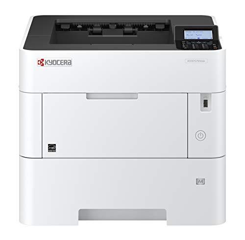 Kyocera Klimaschutz-System Ecosys P3150dn Laserdrucker: Schwarz-Weiß, Duplex-Einheit, 50 Seiten pro Minute. Inkl. Mobile Print Funktion