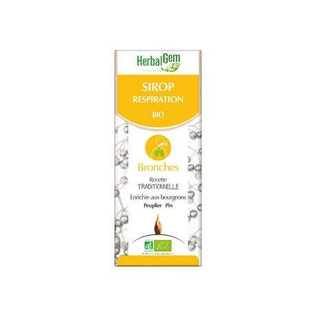 HerbalGem Sirop Respiration 250 ml