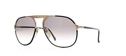 Christian Dior Herren Brillengestell schwarz schwarz