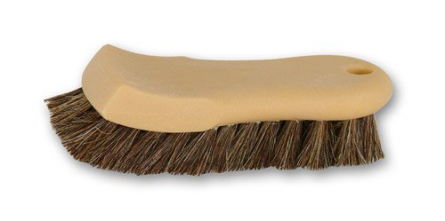 Magnolia Natural Horse Hair Interior Upholstery Brush