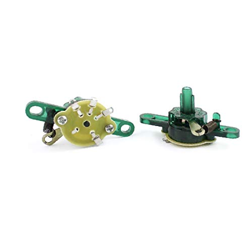 X-DREE AC 250V 1A Hochleistung Wandventilatoren Federantrieb Latching Schnurschalter wesentlich 2St(555-bd-09-13b)