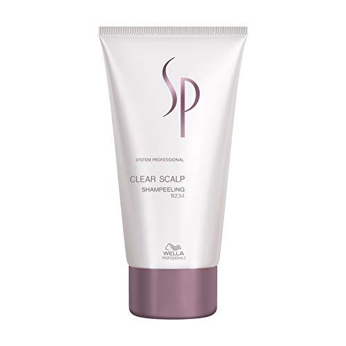 Wella SP Clear Scalp shampeeling, 1er Pack (1 x 150 ml)