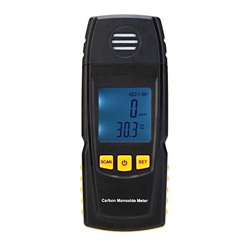 BXU-BG Tragbare GM8805 Tragbare Kohlenmonoxid-Messgerät mit Alarmton CO Gastester Detektor Messbereich 01000ppm