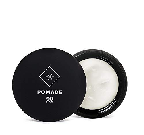 Barber Blind Barber 90 Proof Pomade : Produit professionnel de coiffure résistant Finition mate (70...