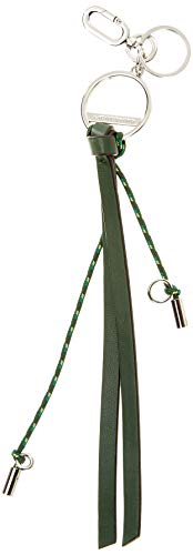 Liebeskind Berlin - Dive Bag Keyring, Llaveros Mujer, Verde (Dark Green), 1x32x1 cm (W x H L)