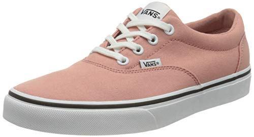 Vans Damen Doheny Sneaker, Canvas Rose Dawn Weiß, 39 EU