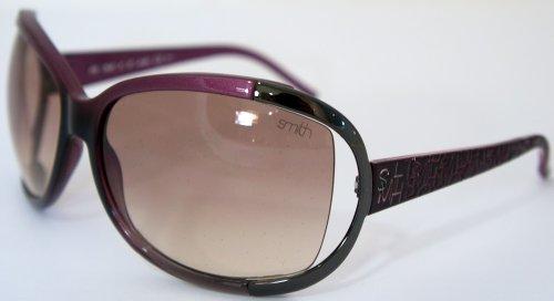Smith CATWALK VIO BURVI/PL-LT BROWN SHD Sunglasses (CATWALK-ICG-KY-63-16-120)