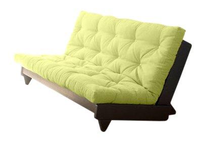 VivereZen - Divano Letto futon Fresh Wengé - Zen Wengè...