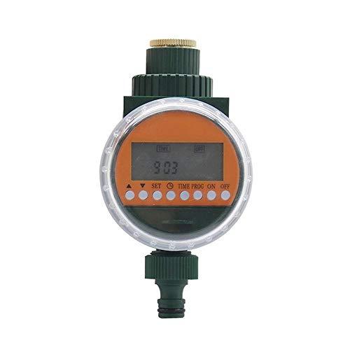 MINGMIN-DZ Dauerhaft Automatische elektronische LED-Anzeige Regen-Sensor-Wasser-Timer Garten Agrar Landwirtschaft-System Bewässerung Controller