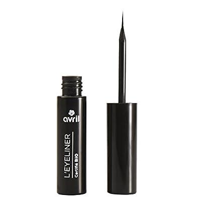 Eyeliner black natural organic makeup