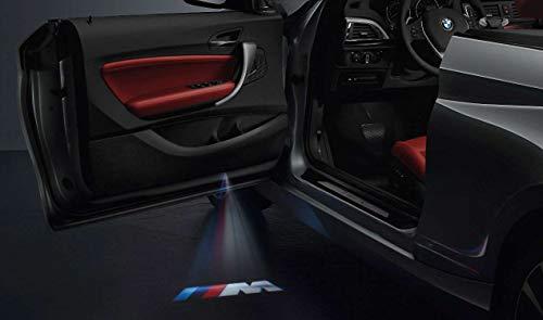 BMW Original LED-Türprojektoren 50mm 1er F40 2er F44 3er G20 G21 G28 Z4 G29 2. Generation