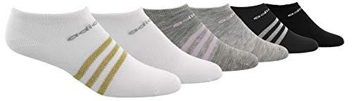 adidas Socks Superlite - Calcetines para niña (6 Unidades)