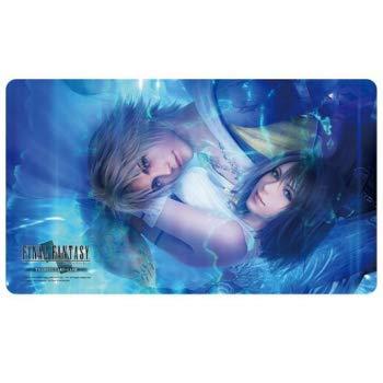 7527 プレイマット ファイナルファンタジー 10 Final Fantasy Trading Card Game Play Mat  Final Fantasy X 60x34 cm  [並行輸入品]