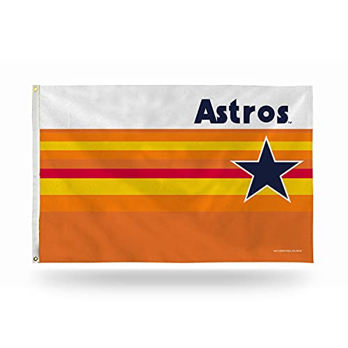 throwback MLB Houston Astros fan gift idea flag