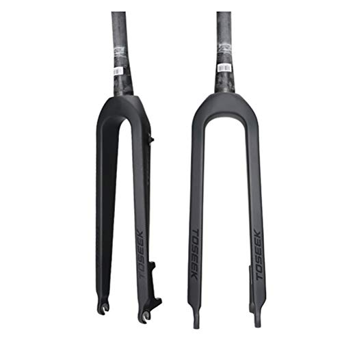 MTTKTTBD Forcella Ammortizzata 26 27.5 29 inch Leggero Fibra di Carbonio MTB Forcella Forcella di Sospensione Accessori Bicicletta
