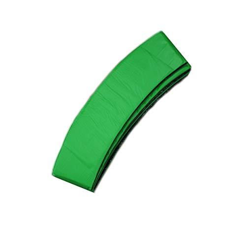 awshop24 Trampolin Randabdeckung Federnabdeckung Trampolinrandabdeckung in verschiedenen Größen und Farben (396 cm Ø, Hellgrün)