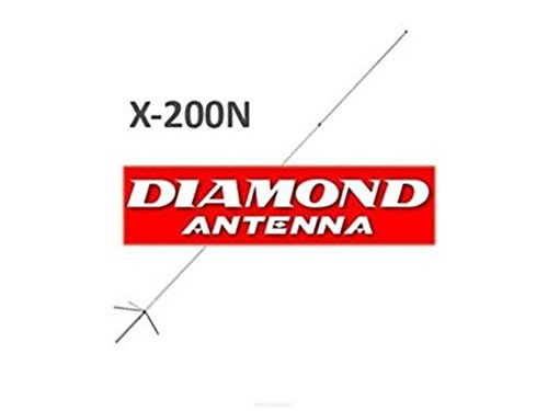 Diamond X-200 Antena bibanda Base 144-430