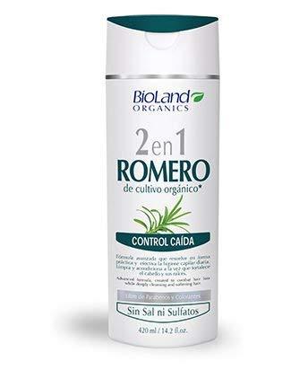 Organic Rosemary Shampoo and Conditioner