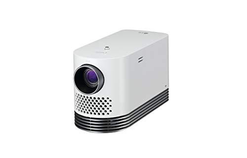 LG Beamer HF80LS Andante 2.0 bis 304,8 cm (120 Zoll) CineBeam Laser Full HD Projektor (2000 Lumen, Bluetooth Sound, Laser 20000 hrs) weiß