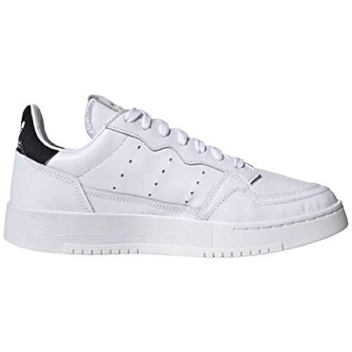 adidas Hombre Supercourt Zapatillas Blanco, 43 1/3