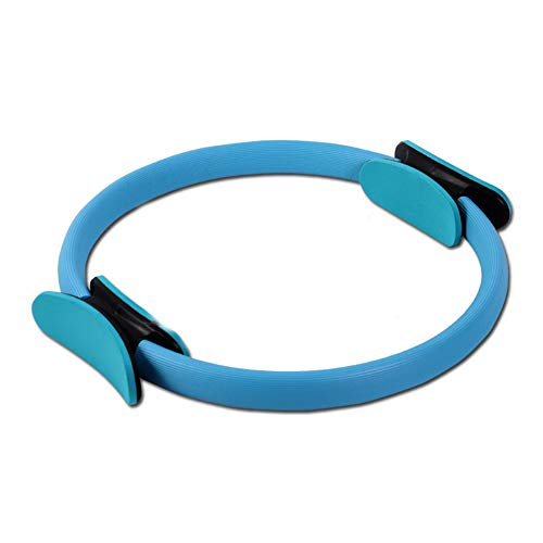 Great Features Of Pilates Ring Fitness Circle, Professional Fitness Exercise Resistance Toning Bar f...