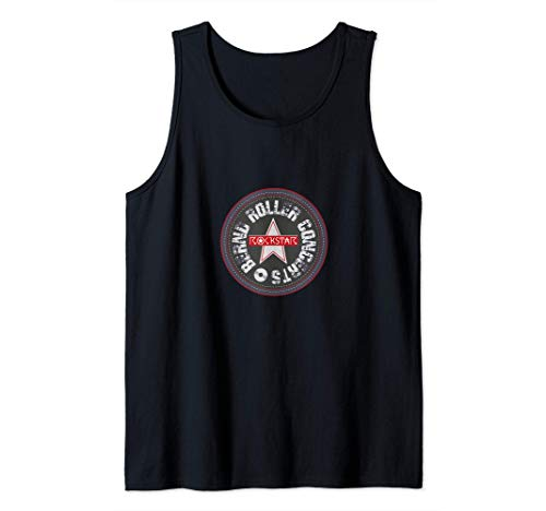 cooles und edles Rockstar Lifestyle Outfit Tank Top