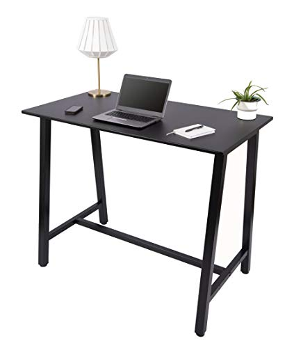 """Standing Height Study Desk/Trestle Desk 