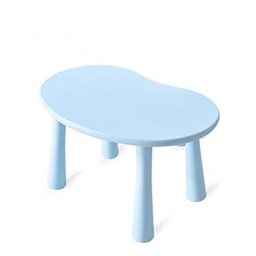 Table pour enfants Enfant Table Table de bureau for enfants for enfants d'âge préscolaire garçons et les filles et l'activité de construction Table de jeu, Design ergonomique Bureau d'étude des enfant