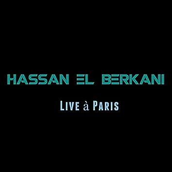 Live à Paris