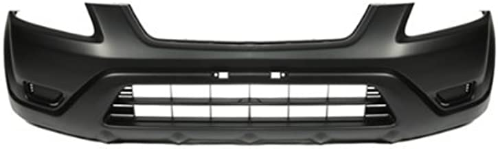 Bumper Cover Kit For 2010-2012 Altima Models With Fog Light Holes Front 2 pc