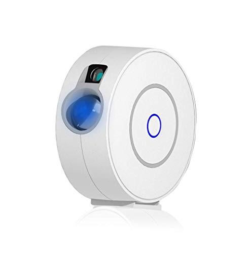 Smart Sternenhimmel Projektor 3000 OPENMIND, steuerbar mit Alexa und Smartphone über WI-FI, trippy Sterne und psychedelischer Leuchtnebel (Galaxy Projektor) *neu 2020*