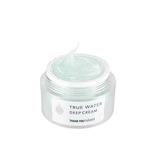 THANKYOU FARMER True Water Deep Cream | Glowing, Strengthening Skin Barrier | 1.75 Fl Oz (50ml)