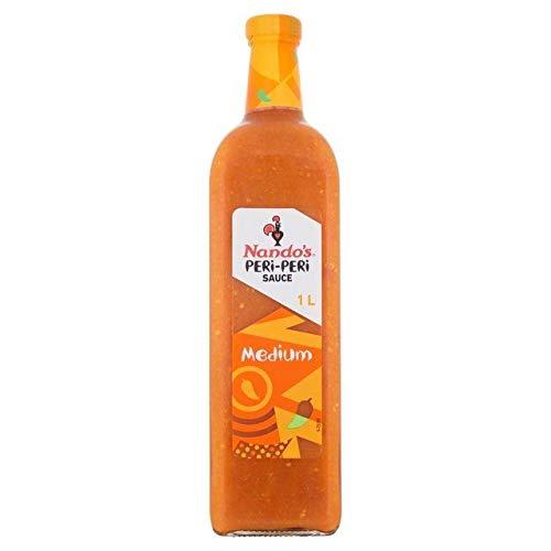 Nando's Medium Peri-Peri Sauce 1L