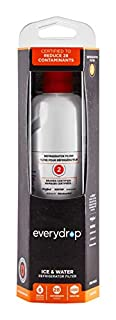 EveryDrop by Whirlpool Refrigerator Water Filter 2, EDR2RXD1, Pack of 1 (B00VBP8QPO) | Amazon price tracker / tracking, Amazon price history charts, Amazon price watches, Amazon price drop alerts