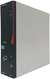中古 デスクトップパソコン【Windows10】富士通 ESPRIMO D582/G(第3世代Core i5 / メモリ 4GB / HDD 250GB / DVD-ROM)【中古パソコン】【中古パソコン販売パクス】